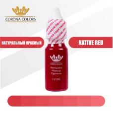 Пигмент Натуральный Красный (Native Red) 15 мл